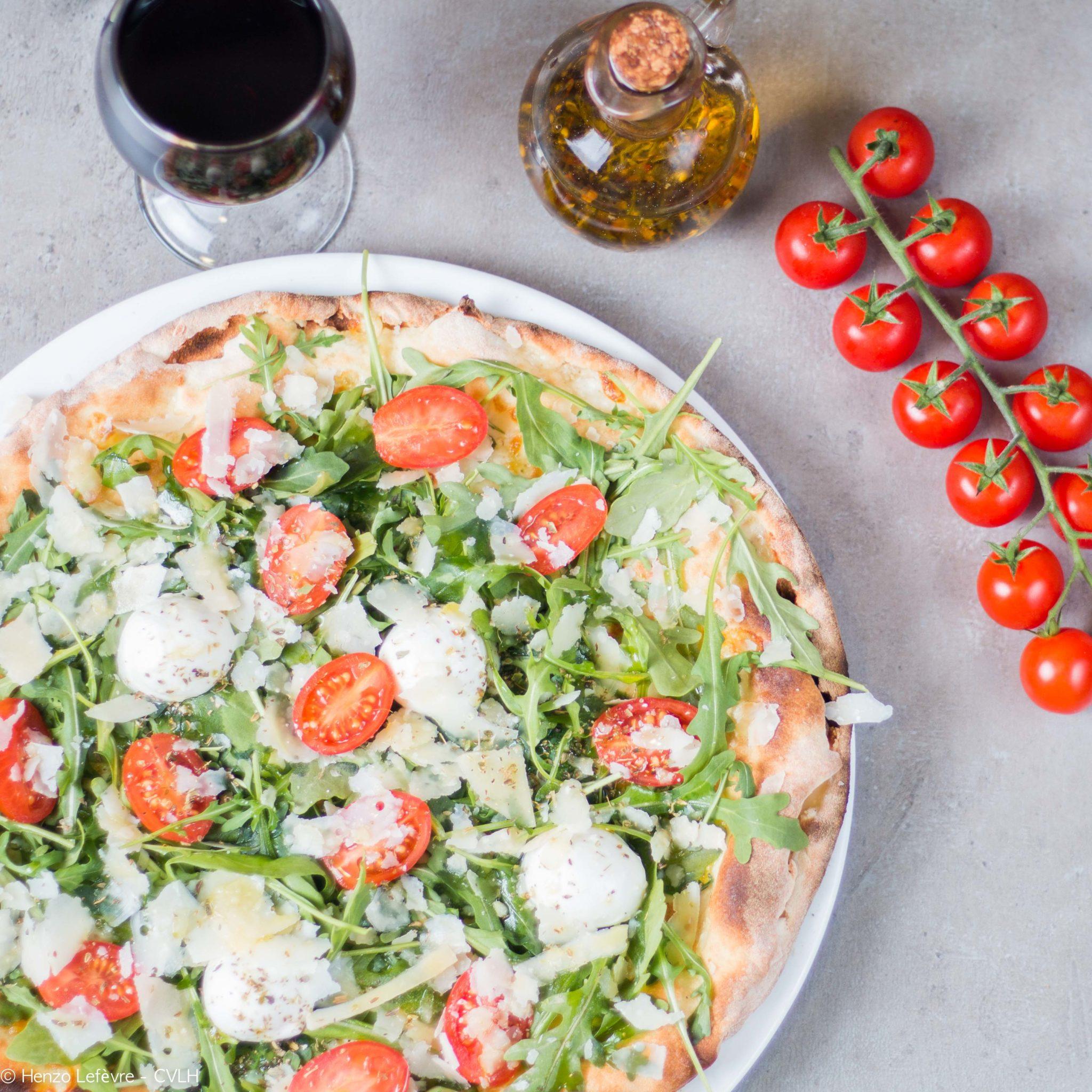 Pizza Giovanni Narbonne – notre carte