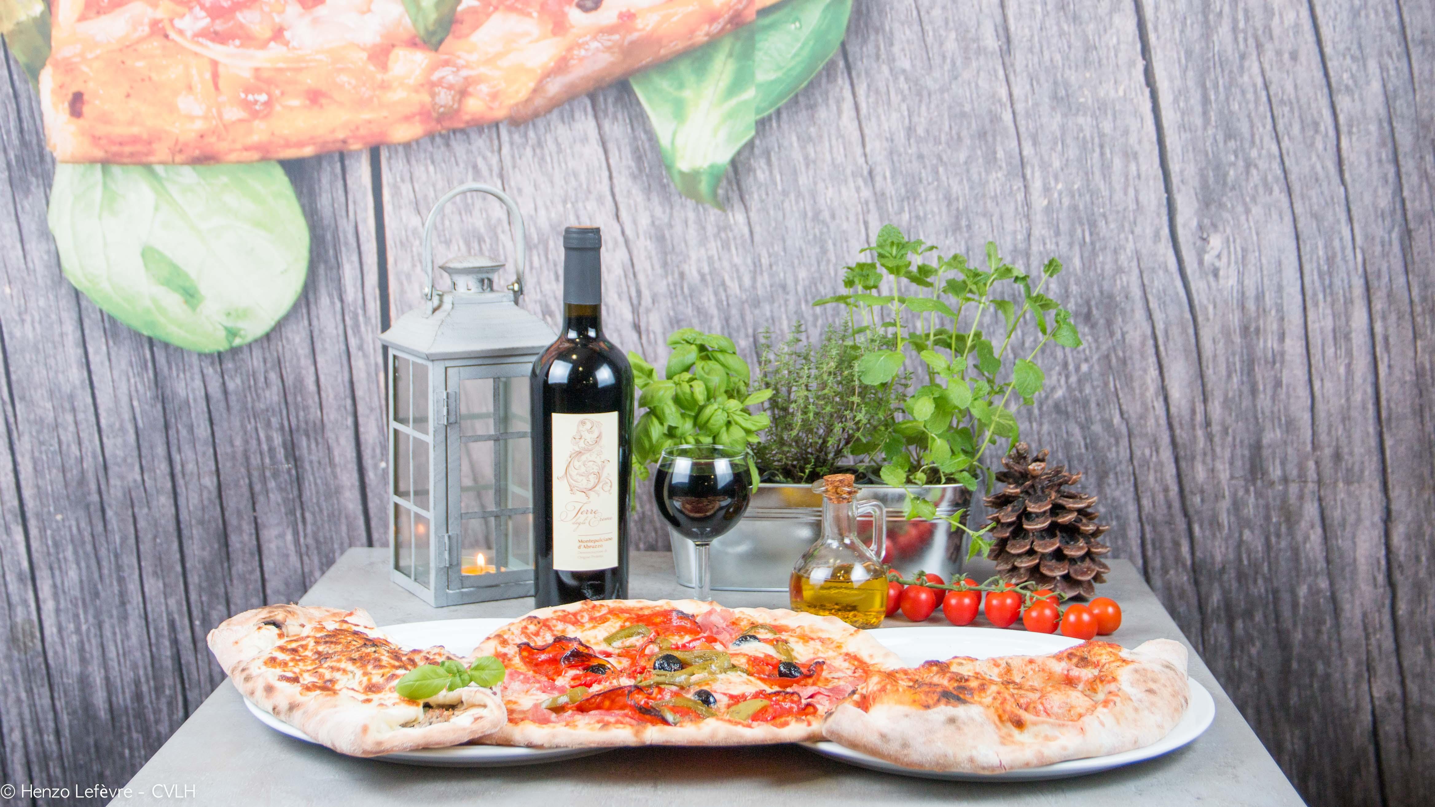 Pizzas narbonne Giovanni centre ville